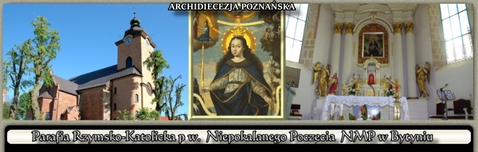 Parafia pw. Niepokalanego Poczęcia NMP w Bytyniu